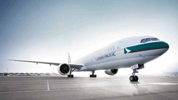 Cathay Pacific and Dragon Air Passenger Numbers Soar